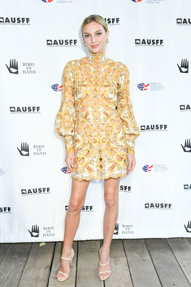 Rose smith (wearing zimmermann)